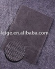 Nonwoven for shoe material