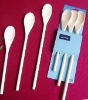 3pcs wooden spoon sets
