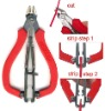 2-in-1 Wire Cutter/Stripper, 6""