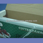 clip on type plastic serrated cling film blade