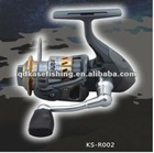 Exclusive two-way casting spinning lure fishing reels