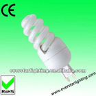7/9/11w G9 7MM spiral energy efficient light bulbs