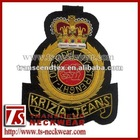 Garment Embroidery Badges,Hand Embroidery Patches,Fashion Embroidery Badges