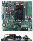 Dual display, DVI,HD display,thin client motherboard
