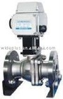 WP series electric O type ball valve