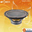 Bass loudspeaker:woofer for Karaoke