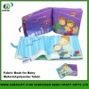 soft cloth baby book/Tearproof fabric book/Kid's bood