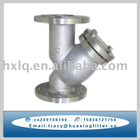 Stainless steel Y type filter