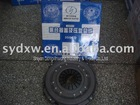 Dongfeng cummins engine parts clutch pressure plate 350CD