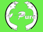 Spare parts for Japanese cars o-pure ceramic brake shoe OE 04495-26140 None asbestos no noise high quality