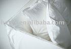 Whiten soft bed car round cushion