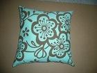 Printed Jacquard weave cotton sofa cushion