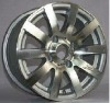 new 14*6.0 car alloy tires