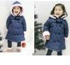 Fashion Girls coat winter outerwears