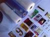 PVC skin packaging film,stock for sale