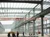 light steel structure workshop/pre-engineered warehouse