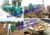 fresh and dry peanut picking machine