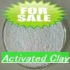 Activated clay with high decolorization rate(98%)