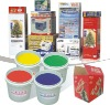FLEXO INK FOR CORRUGATED BOXES POST PRINTING