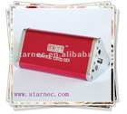 7200mAh Power Bank with LED torch