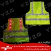 comfortable new fashion illuminated safety clothing for police