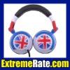 New Street Style Over Ear Designer Headset Stereo Studio Headphones