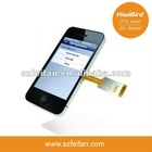 Dual SIM card dual standby mobile phone