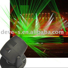 M020 Mini Laser Machine Voice activated rotatable green and red stage light Red & Green Laser