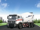 12CBM Concrete Mixer Truck Beiben 336HP