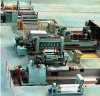 slitting line for metal plates 12mmx2500mmx15t