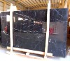 Black Marquina marble countertop