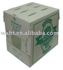 Vegetable & Fruit Packing PP Corrugated Box