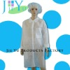 disposable lab coat surgical gown paper bedsheet nonwoven products medical spa