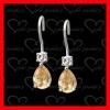fashion jewelry manufacturer jewellery silver earrings