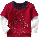ICT 5471 boy long-sleeve T-shirt