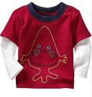 ICT 5471 boy long-sleeve T-shirt