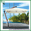 square 3m indonesia hard wood parasol