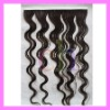"18"" color1b tape hair extension"