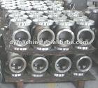 CNC machining Cast iron cast steel valve body
