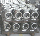 CNC machining Cast iron cast steel valve body