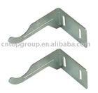 aluminum radiator bracket
