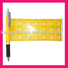 fashion banner pen