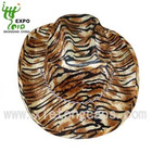 Plastic Hat With Animal Skin Pattern (JRD016)