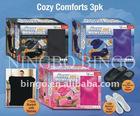 Cozy Comforts 3pk