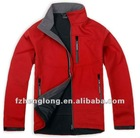 mens waterproof and breathable softshell jackets