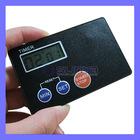Digital Card Countdown Kitchen Timer