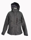 men's detachable hood ski wear