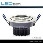bar counter ceiling lights cool white 5w AC85-265V