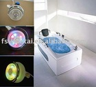 0.6W colorful LED Under water air jet light bathtub light spa underwater light