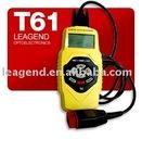 Auto Tes Tool T61 (Live Data, Multi-languages) OBD2 OBD II OBD